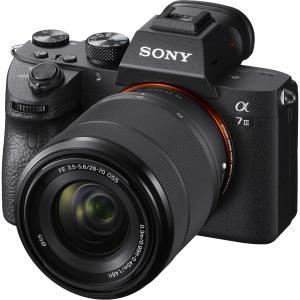 Cámara Sony a7III ILCE-7M3K + 28-70mm