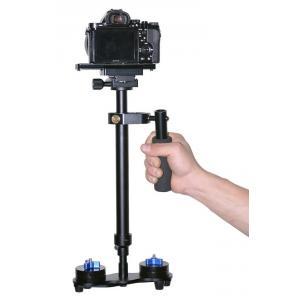Estabilizador de cámara de 60cm con contrapeso UPFK-PKS60