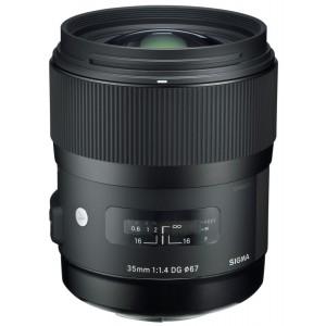 Sigma 35mm f/1.4 DG HSM ART para Sony