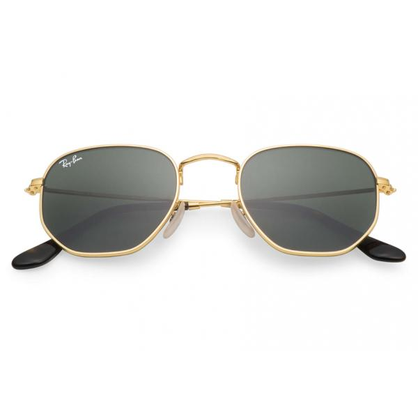 Gafas de sol Ray-Ban Hexagonal Flat Lenses RB3548N 001 83c2219ff9