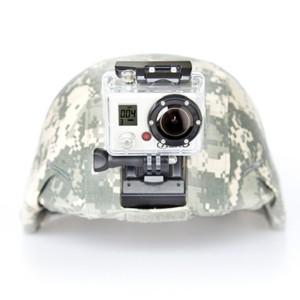 Placa de montaje NVG GoPro