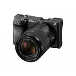 Sony Alpha ILCE 6300 + 18-135mm f3.5-5.6