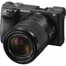 Sony Alpha ILCE 6500 + 18-135mm f3.5-5.6