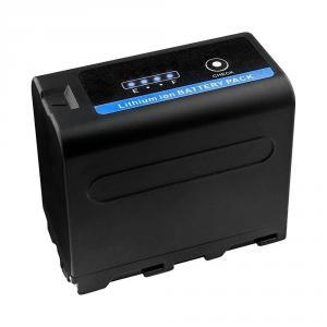 Batería Ultrapix NP-F970 para Sony con indicador de carga
