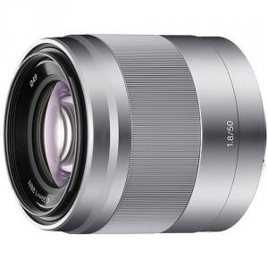 Objetivo Sony E 50mm F/1.8 OSS Plata