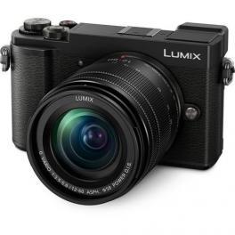 Cámara Panasonic LUMIX G DC-GX9M + 12-60mm