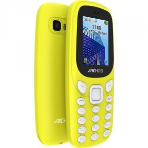 Teléfono móvil Archos Core 18F Amarillo