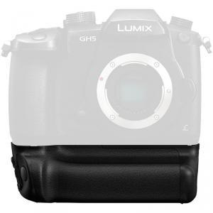Empuñadura Ultrapix DMW-BGGH5 con mando para Panasonic GH5