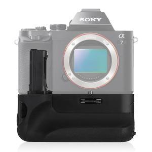 Empuñadura Ultrapix VG-C1EM para cámaras Sony serie A7