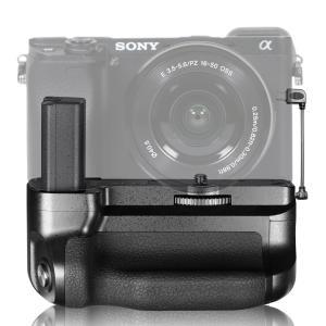 Empuñadura Ultrapix VG-6300 con mando para cámaras Sony A6000/A6300