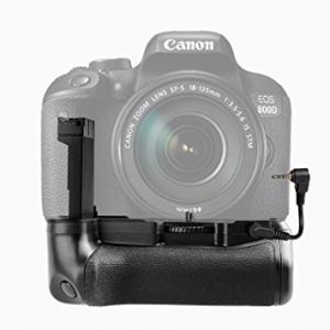 Empuñadura Ultrapix EOS-800D con mando para Canon