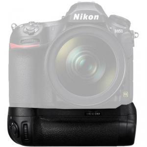Empuñadura Ultrapix MB-D18 con mando para Nikon D850