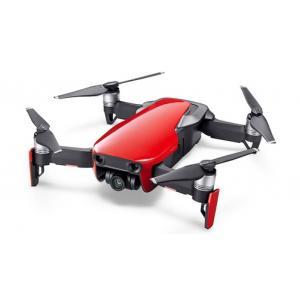 Drone DJI MAVIC Air Fly More Combo Rojo