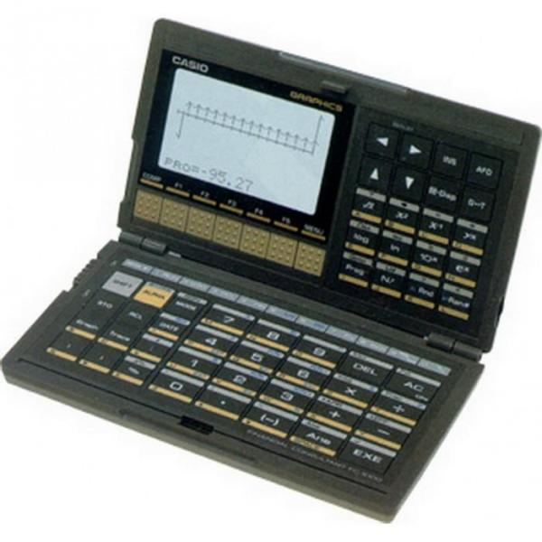 Calculadora Casio FC-1000