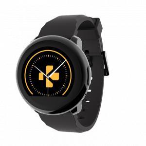 Smartwatch MyKronoz ZeRound Negro / Negro