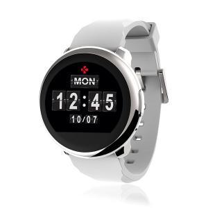 Smartwatch MyKronoz ZeRound Blanco / Plata