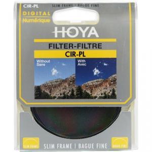 Filtro Hoya Circular Polarizado (CIR-PL) Slim 55mm