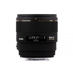Sigma 85mm f/1.4 EX DG HSM para Nikon