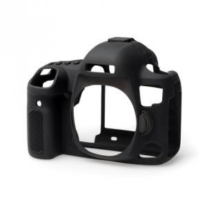 Funda de silicona Easycover para Canon EOS 5D Mark IV Negra