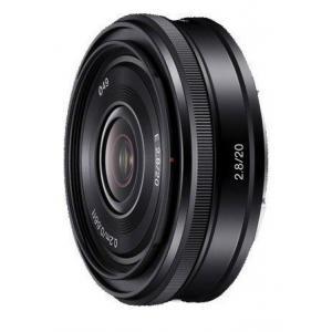 Objetivo Sony E de 20mm F2.8