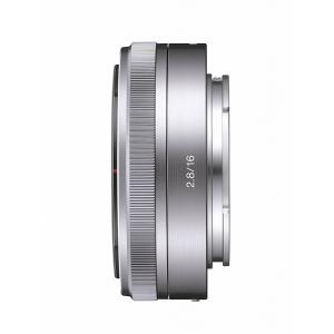 Objetivo Sony E 16mm F2,8