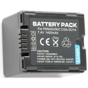 Batería Ultrapix CGADU14 para Panasonic