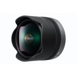 Objetivo Panasonic Lumix G Ojo de Pez 8mm F3.5