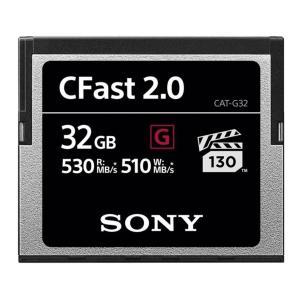 Tarjeta Compact flash Sony CFAST 2.0 Serie G 32GB 530Mb/s