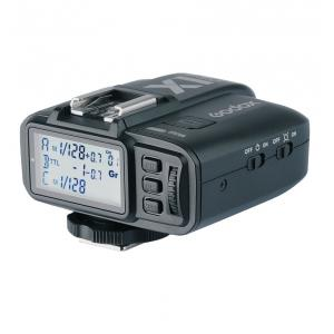 Disparador transmisor Godox X1 TTL HSS para Canon