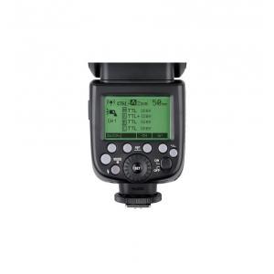 Kit Flash compacto Godox Ving V860II TTL HSS + batería y cargador para Canon