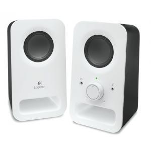 Altavoces para PC estéreo Logitech Z150 Blanco