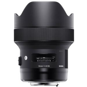 Sigma 14mm F1.8 DG HSM Art para Sony E