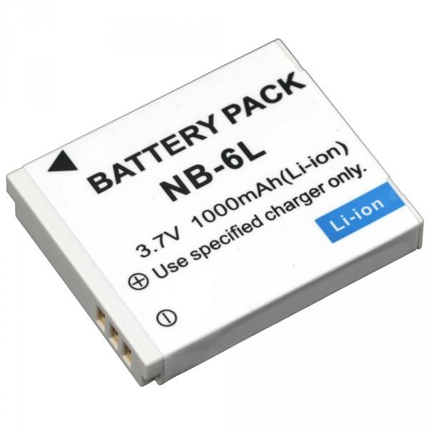 Batería Ultrapix NB6L para Canon