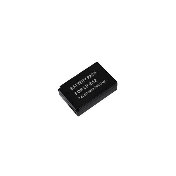 Batería Ultrapix LPE12 para Canon