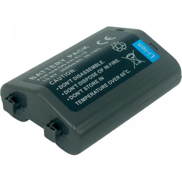 Batería Ultrapix ENEL18 para Nikon