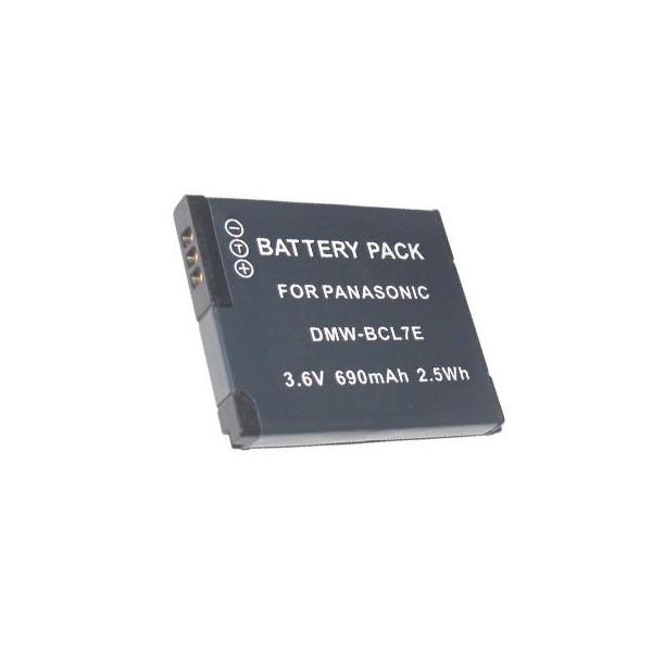 Batería Ultrapix BCL7E para panasonic
