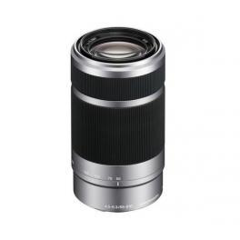 Objetivo Sony E 55-210mm F4.5-6.3mm OSS Plata
