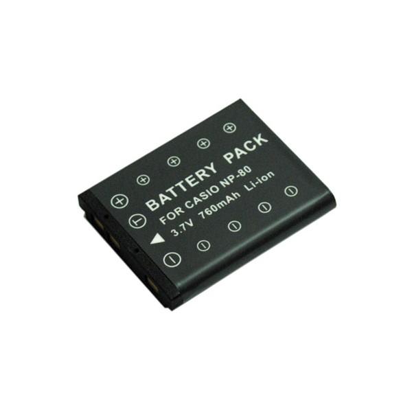 Batería Ultrapix NP-80 para Casio