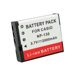 Batería Ultrapix NP-130 para Casio