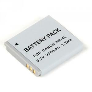 Batería Ultrapix NB-4L para Canon