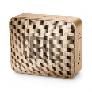 Altavoz bluetooth JBL GO 2 Pearl Champagne