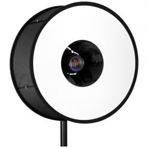Softbox circular plegable de 45cm