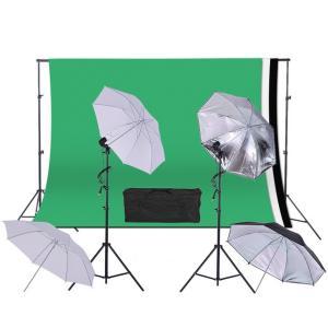 Kit de fotografía para estudio UPFK-PKBG02