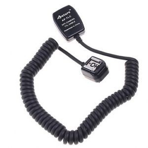Cable TTL para Pentax