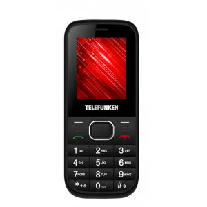Teléfono Móvil Telefunken TM 9.1 Classy Negro / Plata