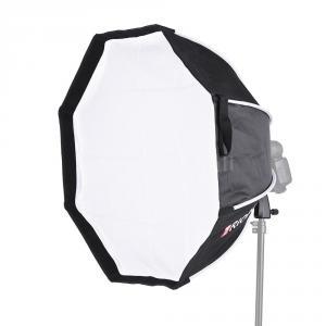 Softbox octogonal plegable Triopo de 90cm