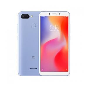 Teléfono Móvil Xiaomi Redmi 6 3G 32GB Azul