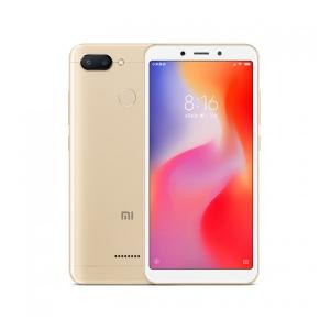Teléfono Móvil Xiaomi Redmi 6 3G 32GB Dorado