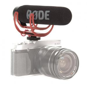 Micrófono direccional ligero Rode VideoMic GO