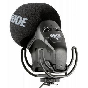 Micrófono Stereo RODE VideoMic Pro Rycote